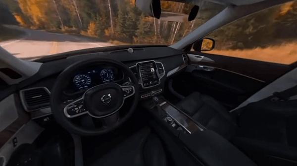 Volvo Reality