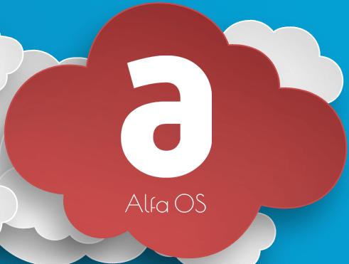 Альфа ОС - Российская операционная система (продукт Alfa Vision)